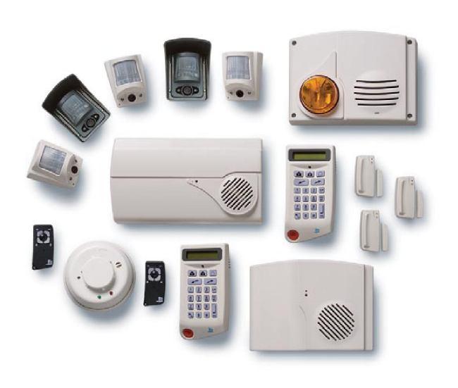 Alarmas de hogar tipos sistemas y precios - Sistemas de alarma ...